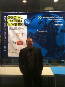 Social Media Week - Warren Raisch Presentor