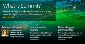 Adobe Digital Marketing Summit
